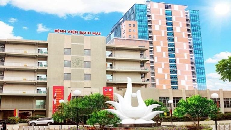 Khoa Cơ xương khớp - Bệnh viện Bạch Mai là địa chỉ được nhiều người bệnh đánh giá cao