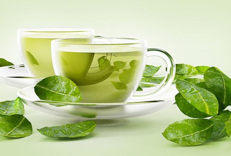 Việc uống nước trà xanh mỗi ngày giúp tăng khả năng chống viêm của cơ thể