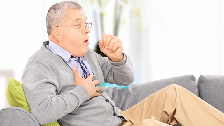 Người cao tuổi có sức khỏe càng ngày càng suy giảm, do đó bệnh về đường hô hấp có xu hướng gia tăng