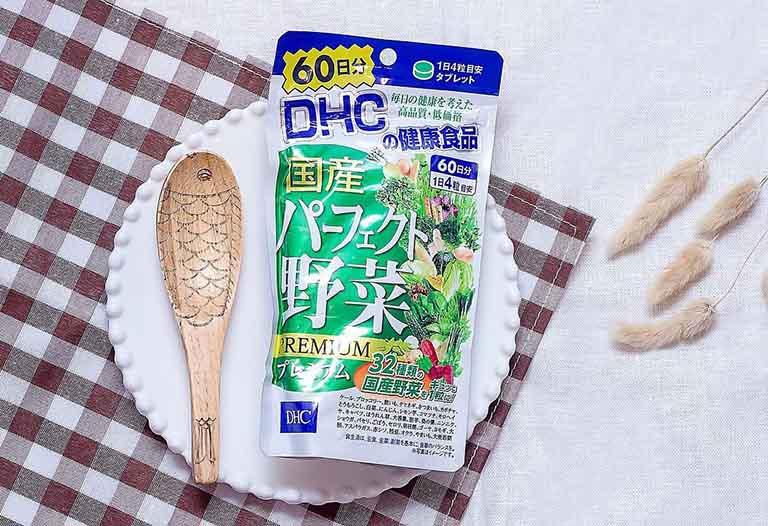 Viên uống DHC Perfect Vegetable phù hợp với nhiều đối tượng