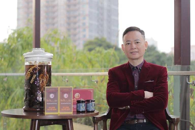 Nghệ sĩ Tùng Dương tin tưởng lựa chọn sử dụng bài thuốc Uy Long Đại Bổ