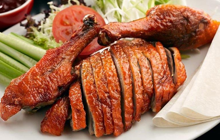Bệnh gút có ăn được thịt vịt không