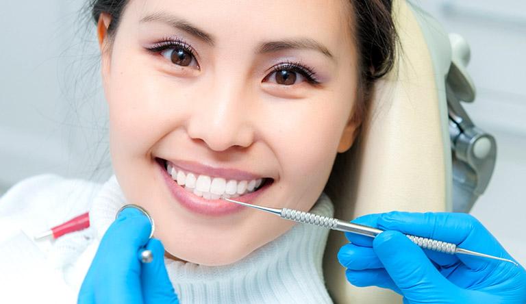 Người bệnh nên thăm khám răng miệng định kỳ