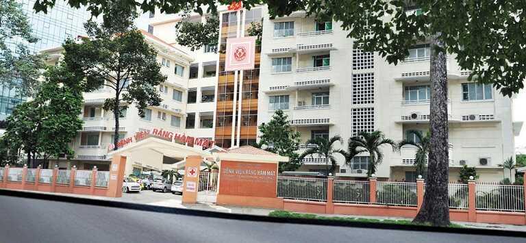 Bệnh viện Răng Hàm Mặt thành phố Hồ Chí Minh