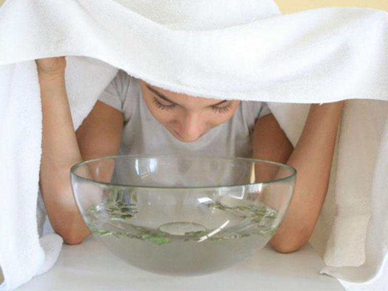 Chữa viêm mũi dị ứng bằng tỏi theo phương pháp xông hơi