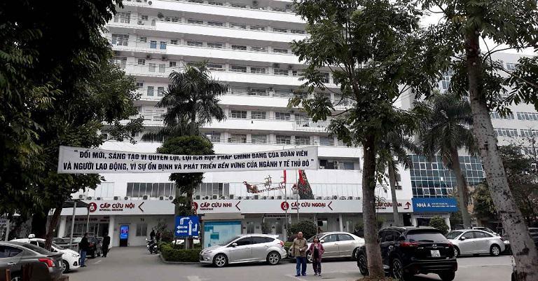 Bệnh viện Thanh Nhàn là địa chỉ chữa gout ở Hà Nội uy tín cho người bệnh
