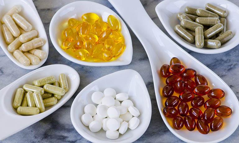 Bổ sung các sản phẩm hỗ trợ tăng cường vitamin C