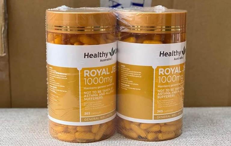 Healthy Care Royal Jelly được đánh giá là rất tốt