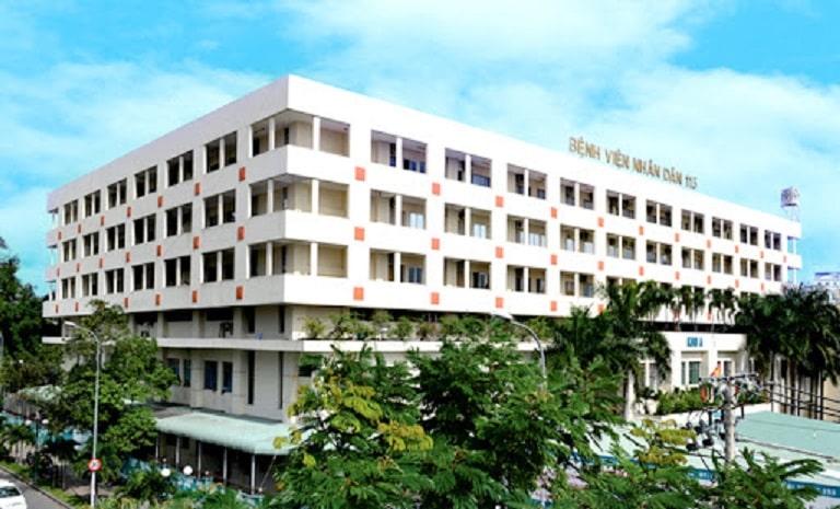 Bệnh viện Nhân dân 115 là cơ sở y tế hạng nhất tại TP HCM