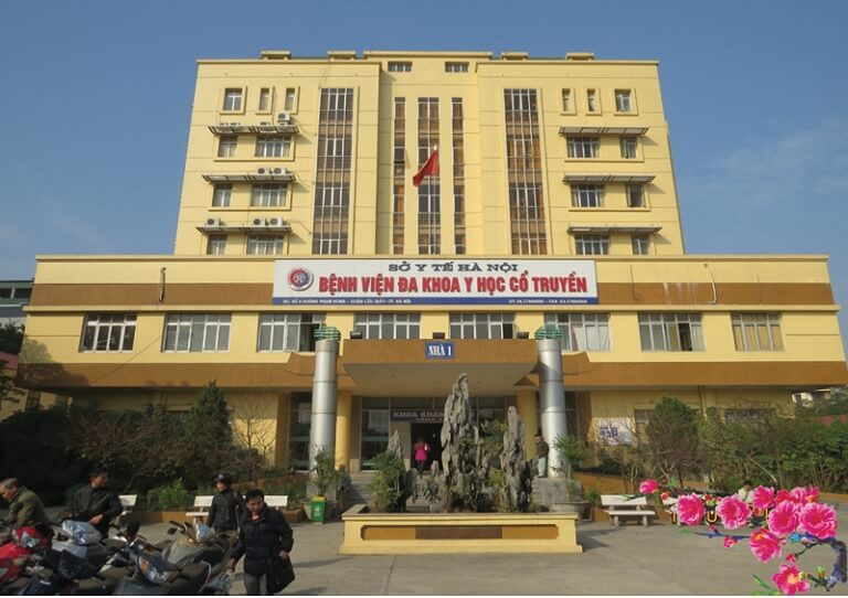 Bệnh viện YHCT Hà Nội là địa chỉ tin cậy giúp chị em điều trị bệnh phụ khoa cho kết quả tốt