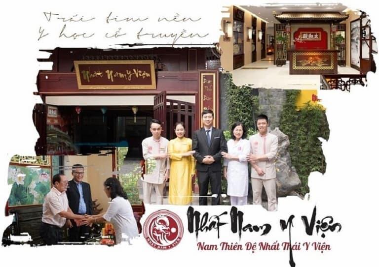 Nhất Nam Y Viện địa chỉ khám chữa bệnh theo mô hình của Thái Y Viện triều Nguyễn