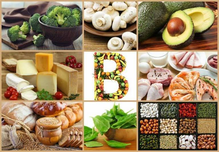 Nhiệt miệng ăn gì? Chắc hẳn người bệnh không thể bỏ qua nhóm thực phẩm giàu vitamin B