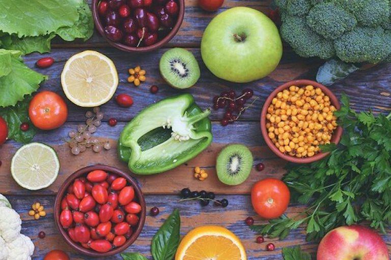 Nhóm thực phẩm giàu vitamin C rốt tốt cho quá trình phục hồi niêm mạc bị tổn thương