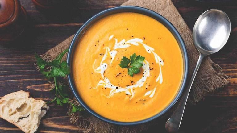 Lựa chọn đồ ăn mềm trong suốt khoảng thời gian điều trị bệnh để bảo vệ sức khỏe