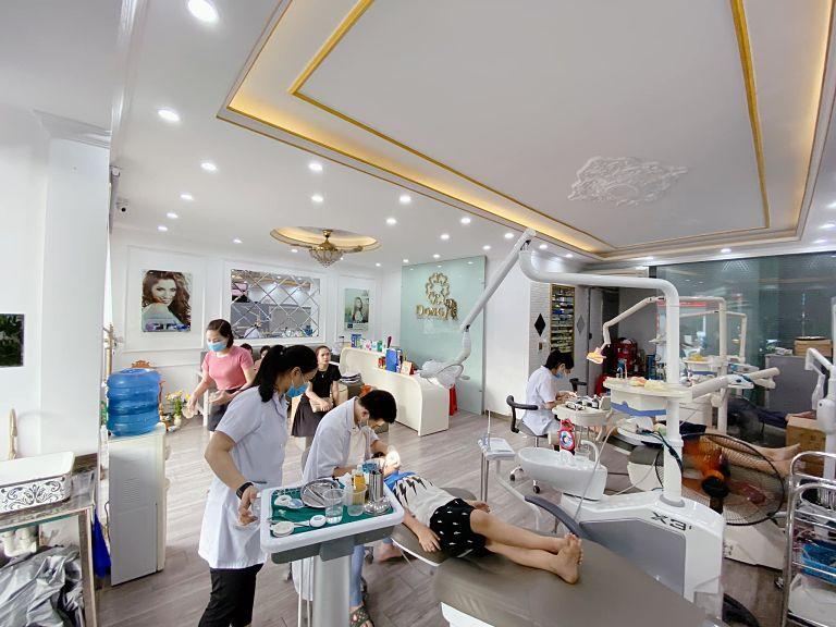 Nha khoa Đông Nam là cơ sở niềng răng chất lượng tại Sài Gòn
