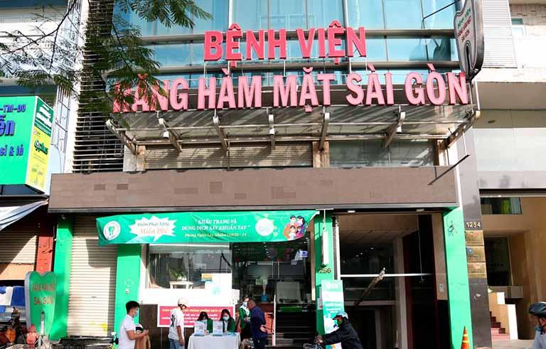 Niềng răng ở đâu uy tín? Bệnh viện Răng Hàm Mặt Sài Gòn