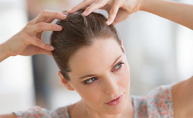 Thường xuyên massage da đầu để tinh thần trở nên thoải mái hơn