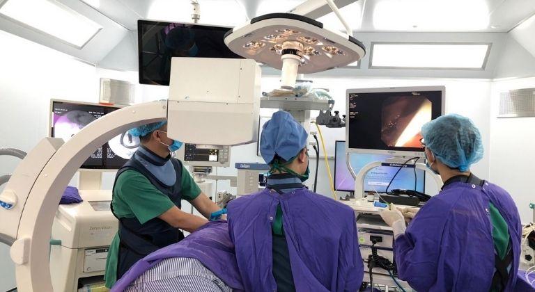 Phẫu thuật giúp bạn loại bỏ hết sỏi