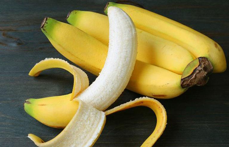 Chuối là loại trái cây nên ăn khi đau dạ dày