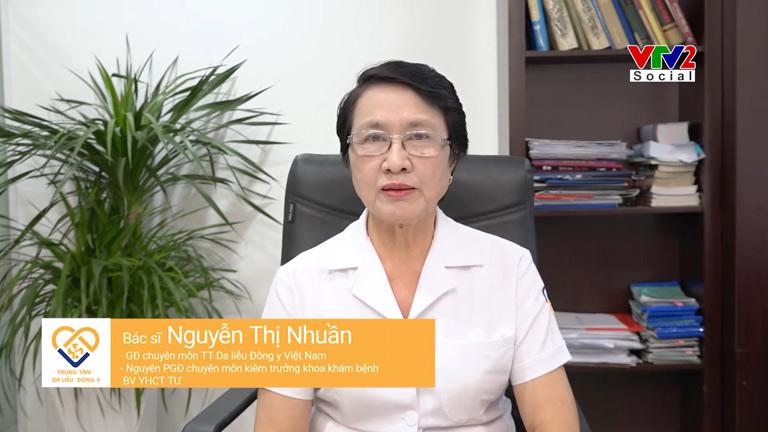Bác sĩ Nhuần đánh giá cao về thảo dược tự nhiên trong điều trị rụng tóc
