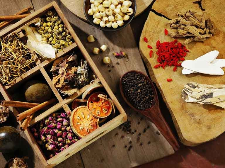Sử dụng các bài thuốc Đông y