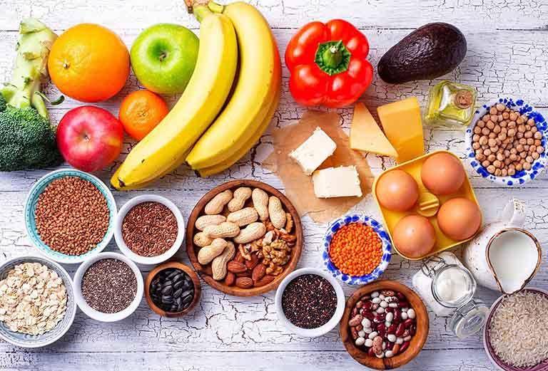 Người bệnh nên bổ sung các loại thực phẩm giàu dinh dưỡng