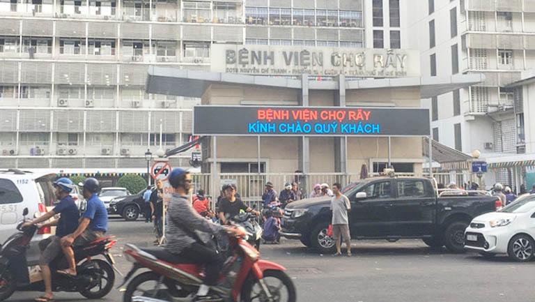 Bệnh viện Chợ Rẫy - địa chỉ hàng đầu trong khám chữa bệnh