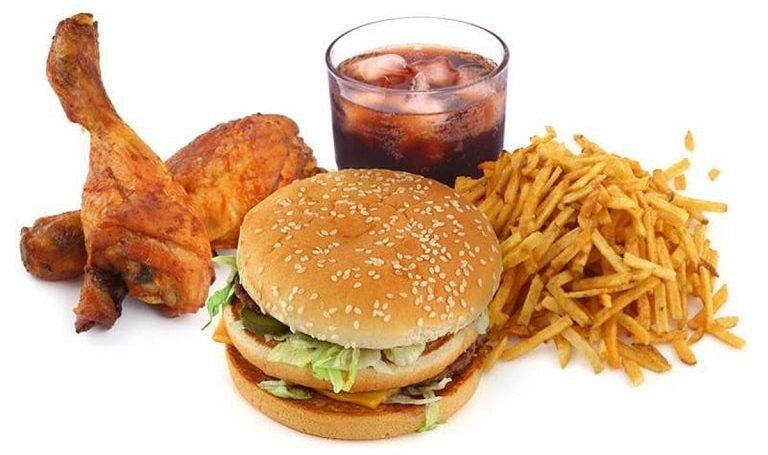 Bị viêm phần phụ cần tránh thực phẩm nhiều chất béo