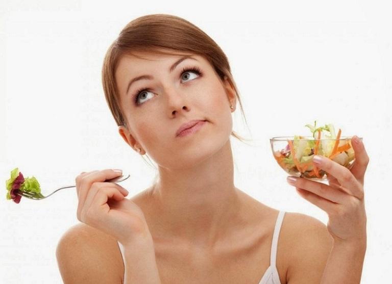 Mắc bệnh viêm phần phụ nên ăn gì là thắc mắc của nhiều chị em