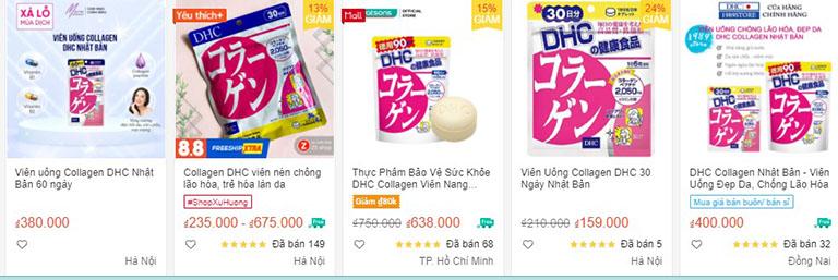 Sản phẩm có bán nhiều trên shopee