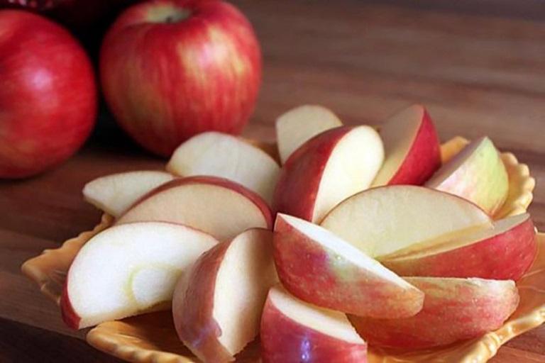 Hãy bổ sung táo vào thực đơn dinh dưỡng hàng ngày