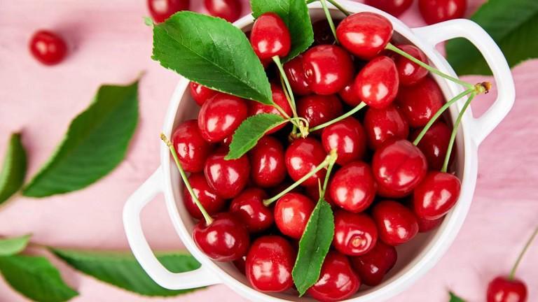 Cherry rất tốt cho những người bị xuất huyết dạ dày