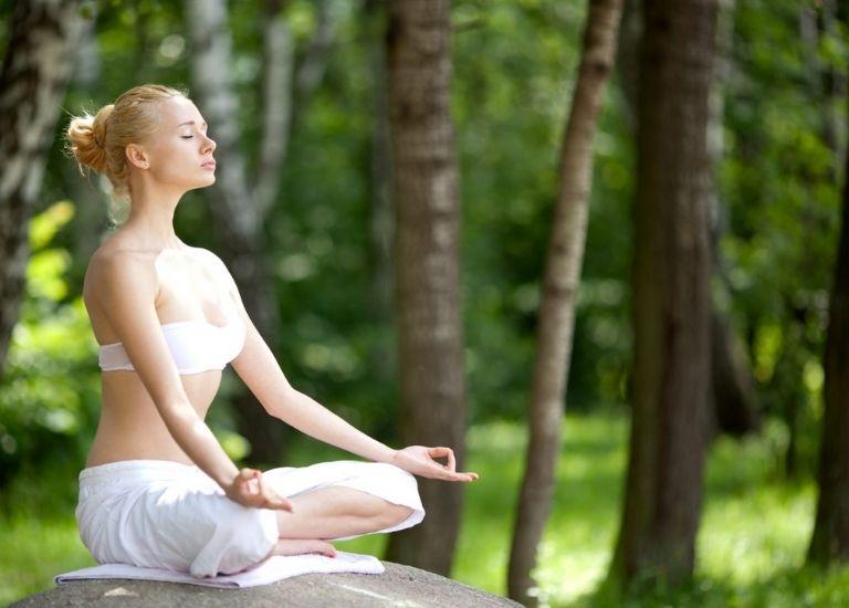 Bài tập hít thở trong yoga đem lại hiệu quả cao