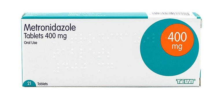 Metronidazole là thuốc kháng sinh dùng trong điều trị viêm đại tràng do vi khuẩn