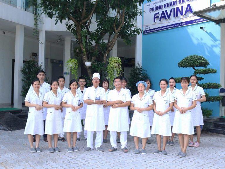 Bệnh viện đa khoa Favina là địa chỉ điều trị bệnh được nhiều người tin tưởng