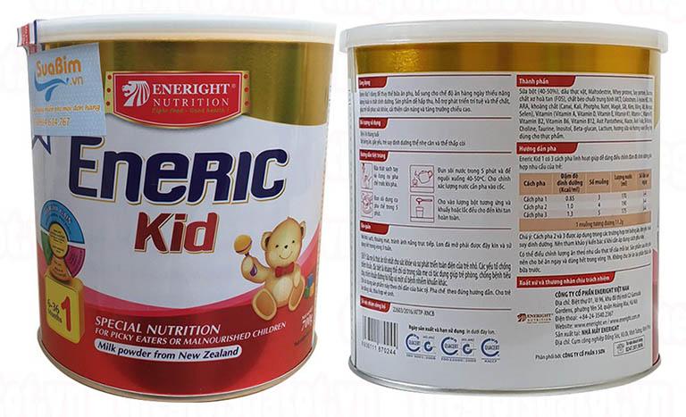 Sản phẩm được chỉ định dùng cho những bé biếng ăn, còi xương