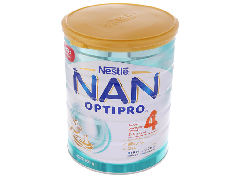 Nestlé Nan Optipro 4 giúp bé phát triển toàn diện